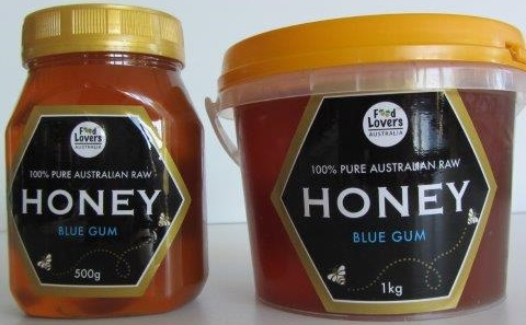 100% pure Australian raw honey | Food Lovers Australia